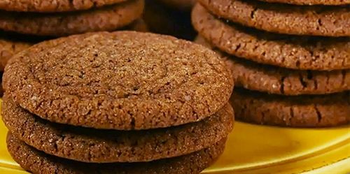 Gingersnap Cookies | Recipes | Pinterest