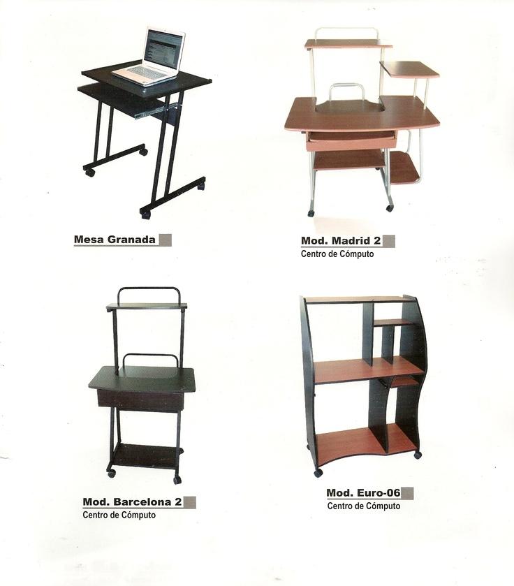 Muebles para computadora muebles de oficina pinterest for Muebles de pared