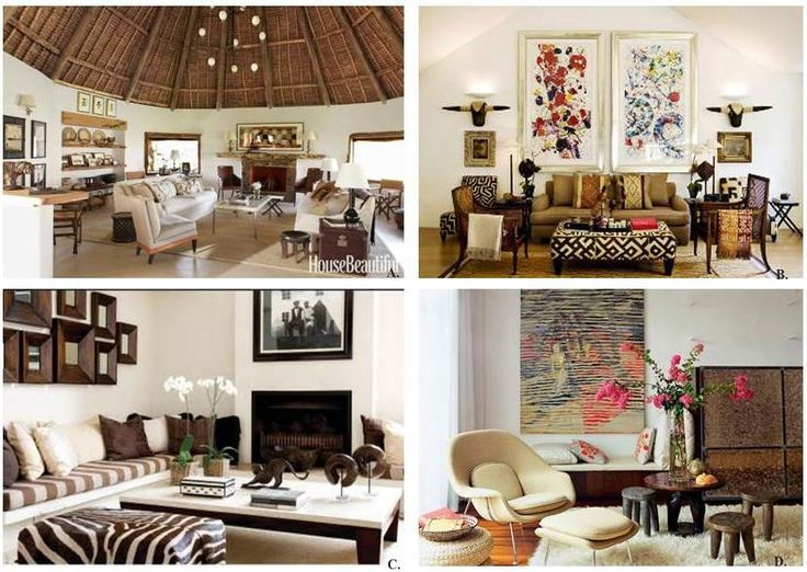 afrocentric interior design cultured house home