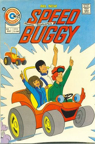 Cartoon Characters From The 70 S : Saturday supercade speed buggy when i was little