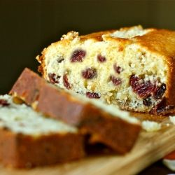 Cranberry-Orange Walnut Bread | YUMMIES FOR OUR TUMMIES! | Pinterest