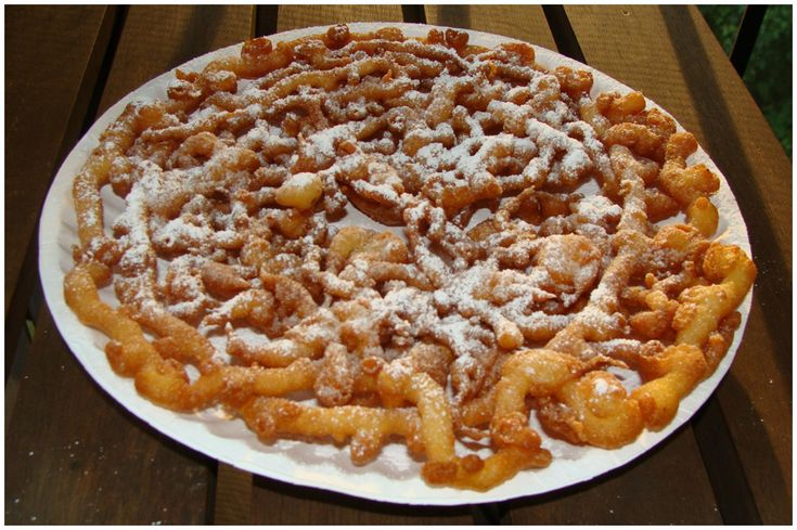 Easy funnel cake recipe. No need to wait for the Wachapreague Carnival ...