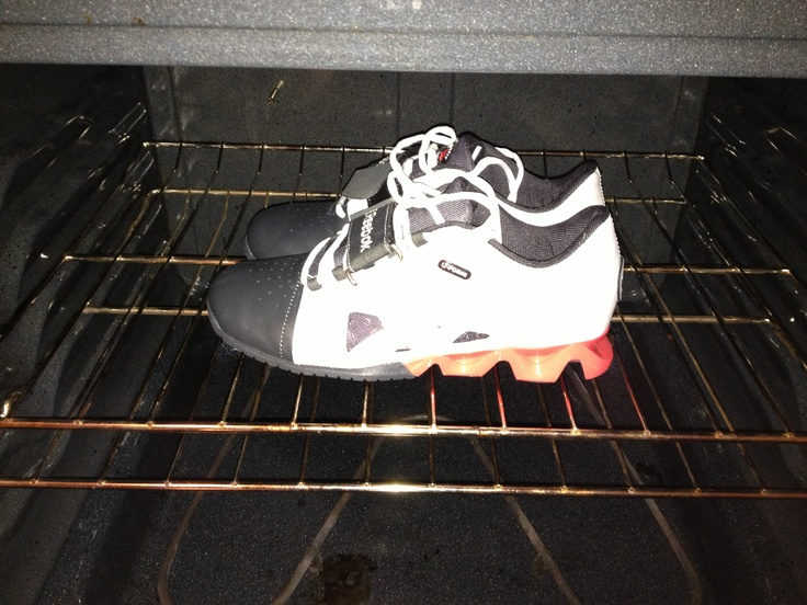 Oly lifting shoes, how tasty