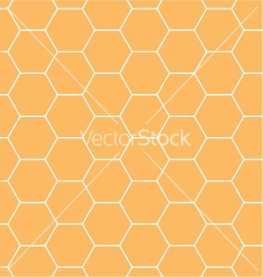 Honeycomb hexagonal pattern vectorHexagonal Pattern Vector