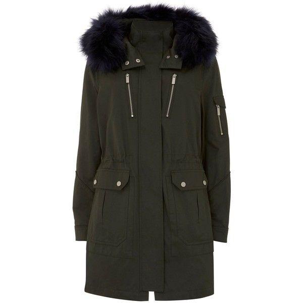 20 Fur Parka Outfit Ideas For Women