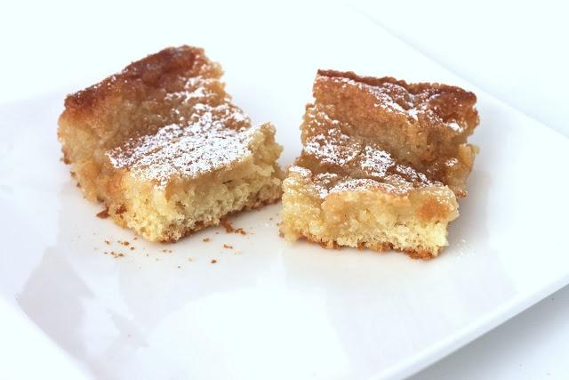 Ooey Gooey Butter Cake... again | A Little Sweet... | Pinterest