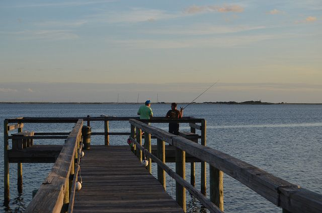 Pin by navarre beach campground on fun things to do at for Navarre fishing pier