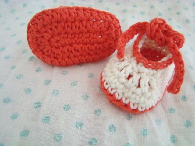 Crocheting Is Hard : Knot Hard To Do! Booties (0-3 Months) Crochet Pinterest