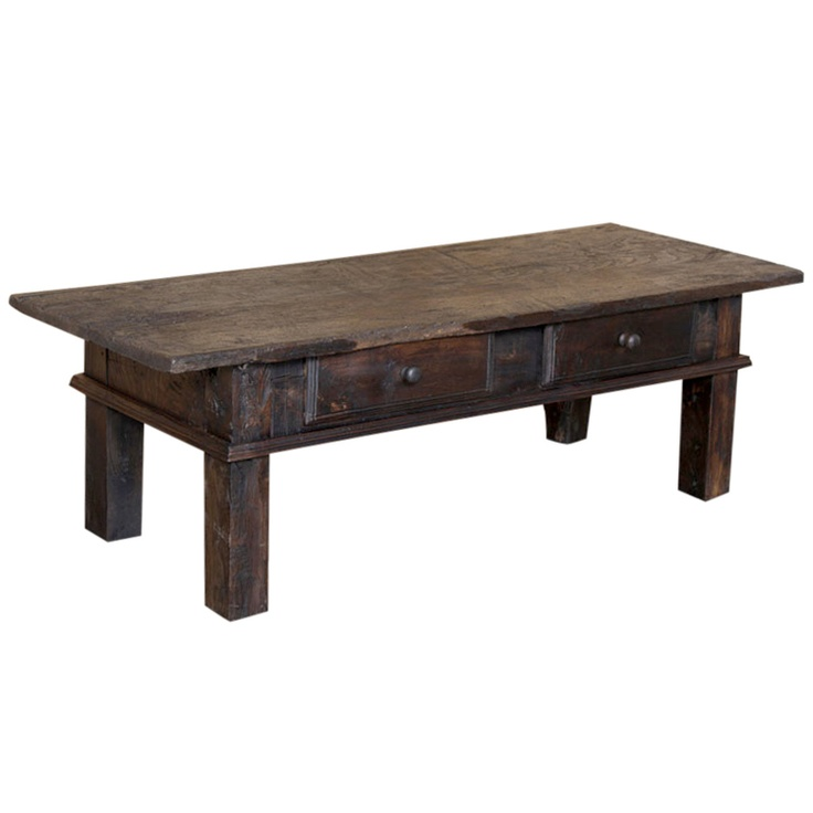 Further rustic coffee table antique on tables at ashley furniture