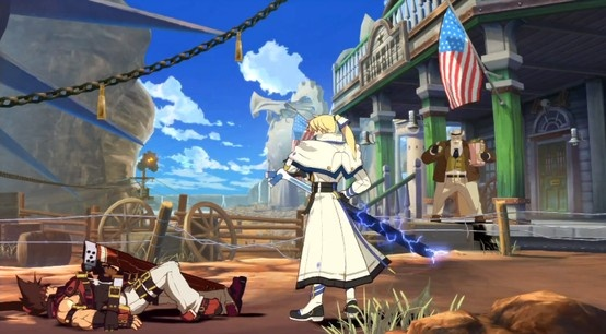 guilty gear xrd ramletherl valentine