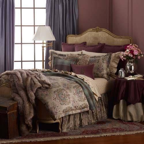 Lauren By Ralph Lauren Margeaux Master Bedroom Ideas