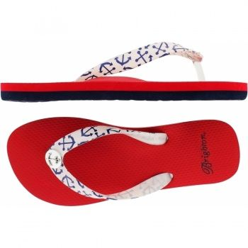 Sailor Anchor Flip Flop available at #Brighton