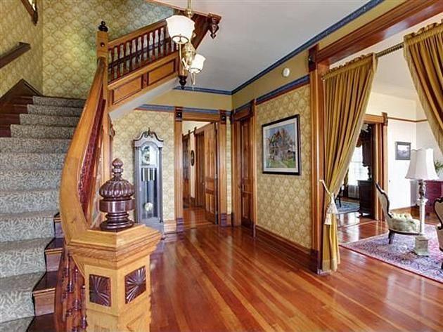 Victorian Home Foyer : Victorian era houses decor pinterest