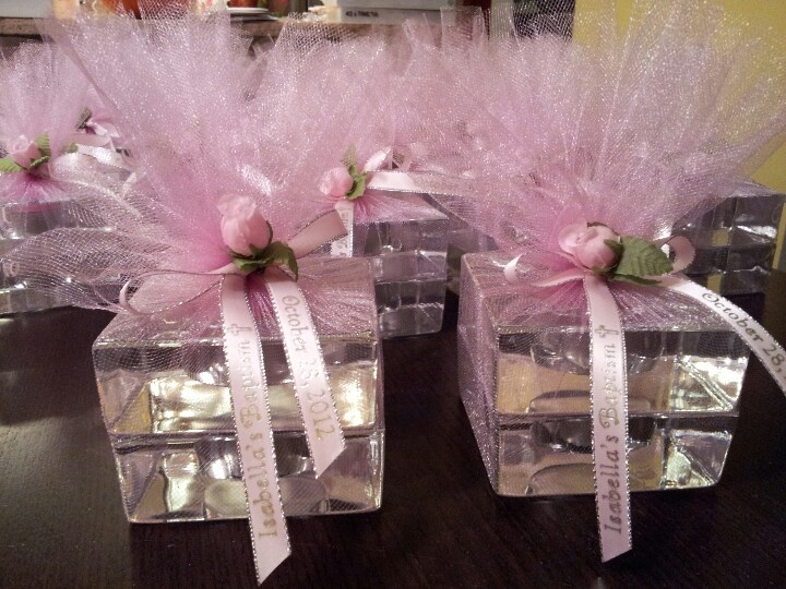Baptism party favor baptism cakes ideas drinks for lucille pinterest - Ideas for baptism party favors ...