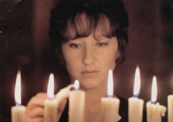 Chambre Bebe Vert Bleu Gris : LaChambre VerteTruffaut, 1978 Nathalie Baye
