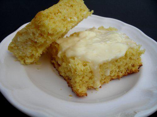 homestead cornbread with REAL butter | Gluten Free | Pinterest