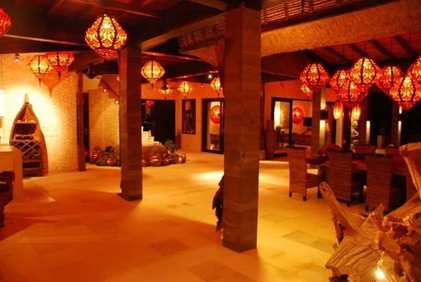 Grote : living van villa buddha  Ons huis op Bali te huur www.villab ...