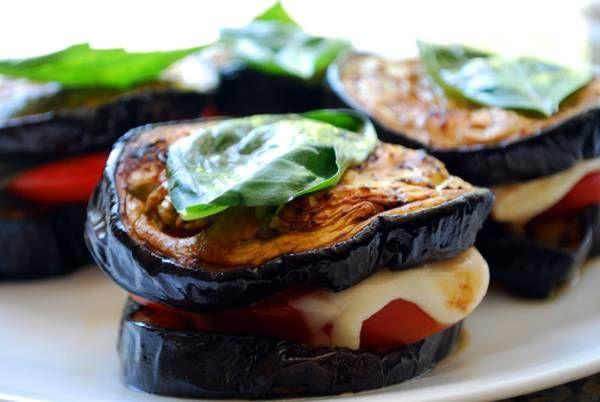 Eggplant Caprese | Recipe