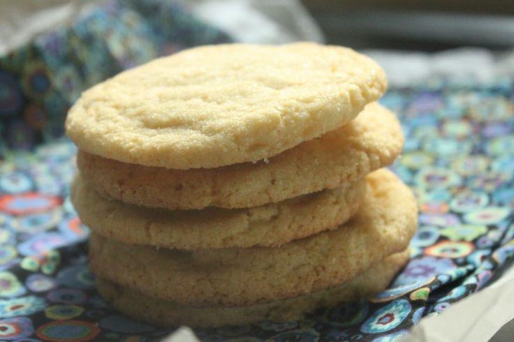 Vanilla Bean Chewy Sugar Cookies   use Vanilla Bean Paste instead of ...