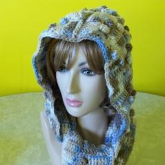 Maggie's Crochet   Hooded Scarves To Crochet