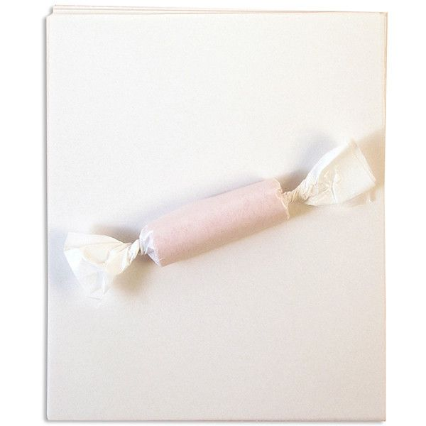 wax paper candy wrappers