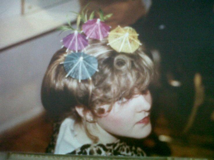 Mum in the 80s