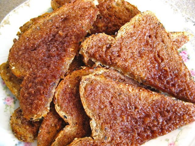 Cinnamon Toast This mixture can be made up in larger batches ahead of ...