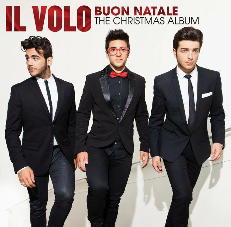Il Volo Christmas album Buon Natale