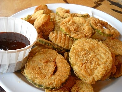 fried dill pickles...yum!! | Louisiana My Only HOME | Pinterest