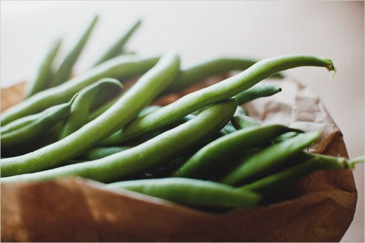 Green Beans. | Colorful Vege & Spice | Pinterest