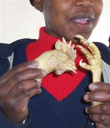 Watch African-Style Chicken video