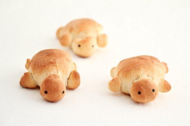 Turtle Bread | Yum! | Pinterest