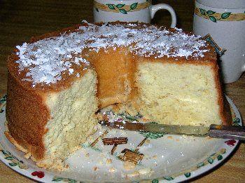 Coconut Cream Pound Cake | Desserts | Pinterest