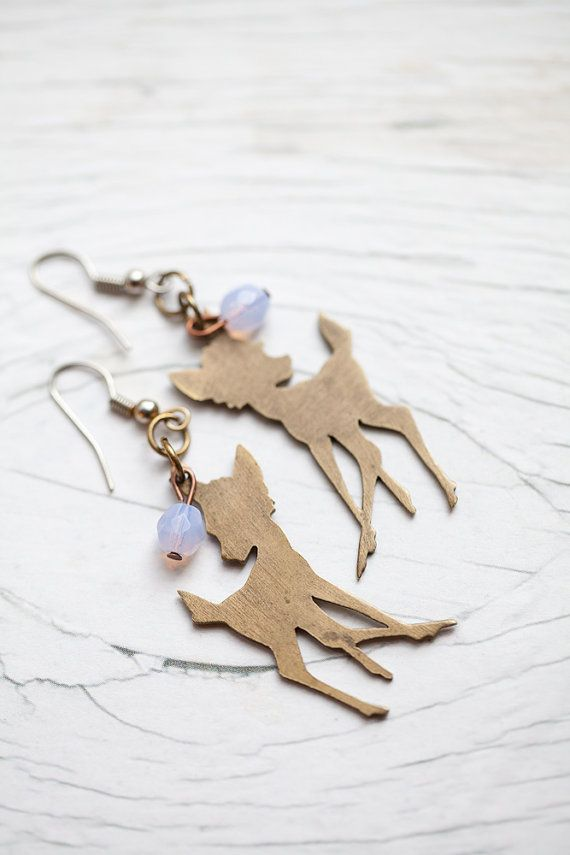 Bambi earrings