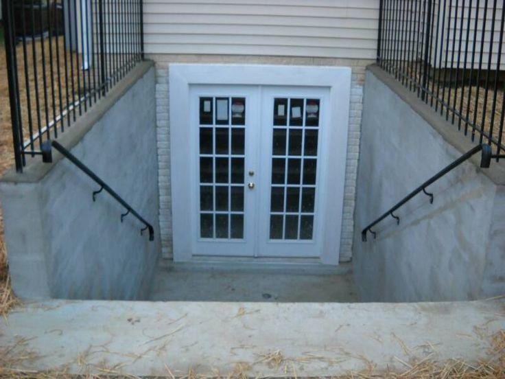 walkout basement french door basement chill pad pinterest