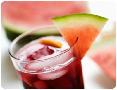 Pomegranate ice - Non alcoholic coctail recipes #Netmums #cocktail # ...