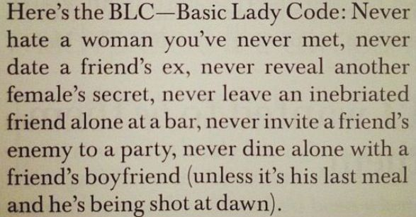 Girl code dating your friends ex