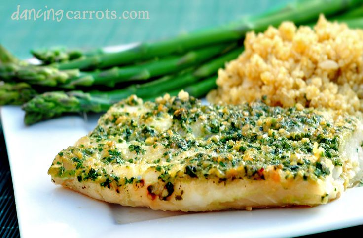 Ginger And Cilantro Baked Tilapia Recipes — Dishmaps