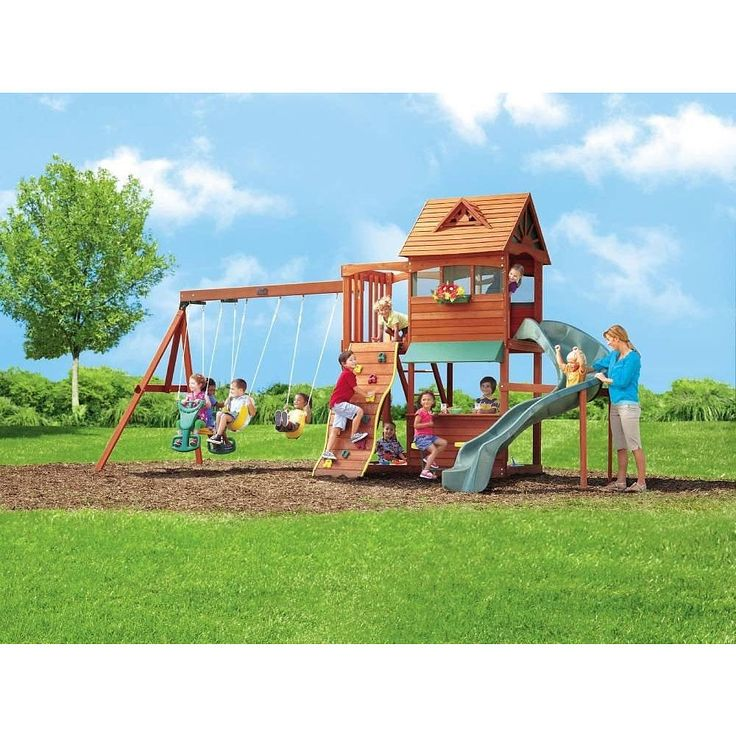 Big Backyard Windale : Big Backyard Playsets Toys R Us  2017  2018 Best Cars Reviews