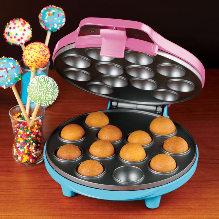 cake pops maker gifties pinterest. Black Bedroom Furniture Sets. Home Design Ideas