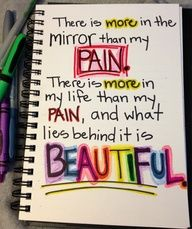 inspiration for chronic pain