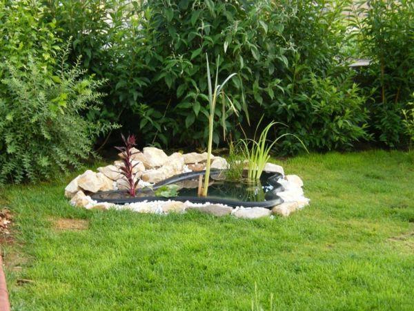 ... bassin de jardin préformé , hors sol + - bassin-de-jardin-préformé