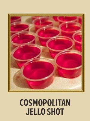 Cosmopolitan Jello Shots http://learn2loveme.com/shop/party-themes ...