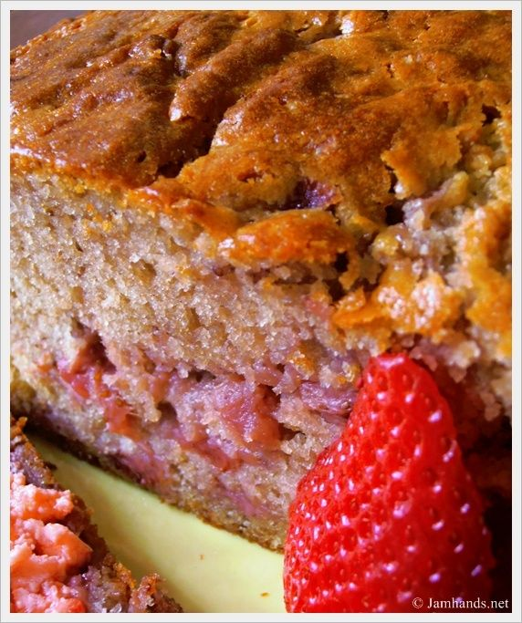 Strawberry Bread. Never heard of it. Need to try