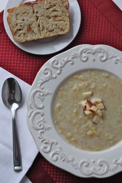 Winter White Soup | Hearty Soups, Stews, Chili and Beans | Pinterest