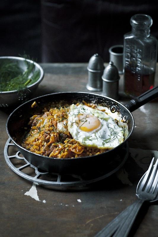 kimchi fried rice | Food Addiction. | Pinterest