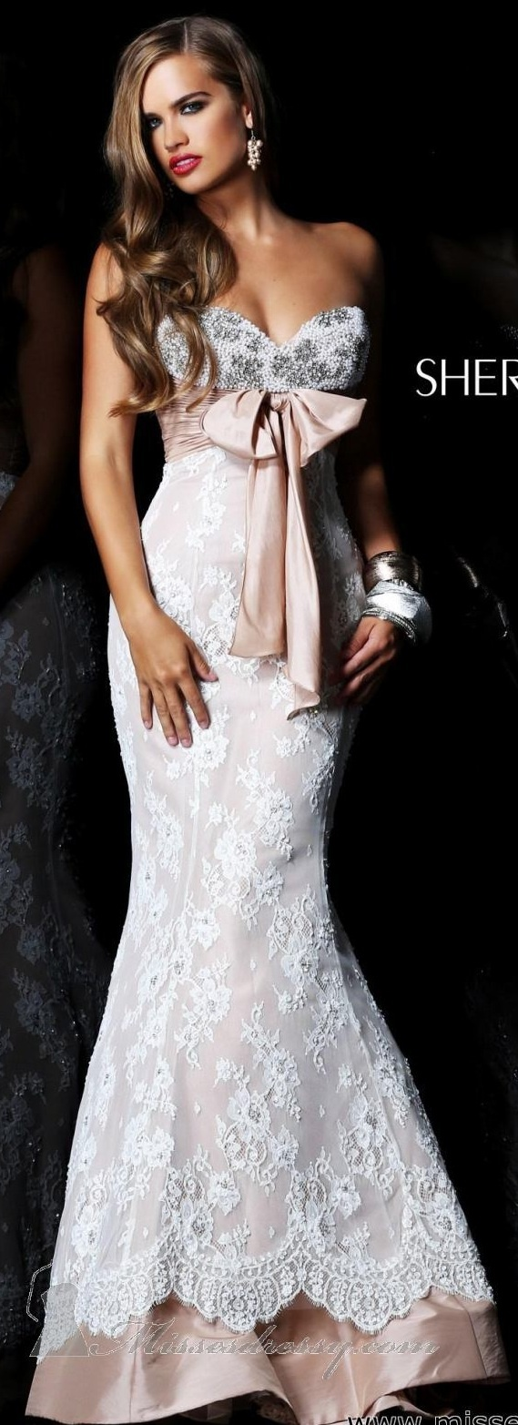 Sherri hill couture wedding dresses pinterest for Wedding dress sherri hill