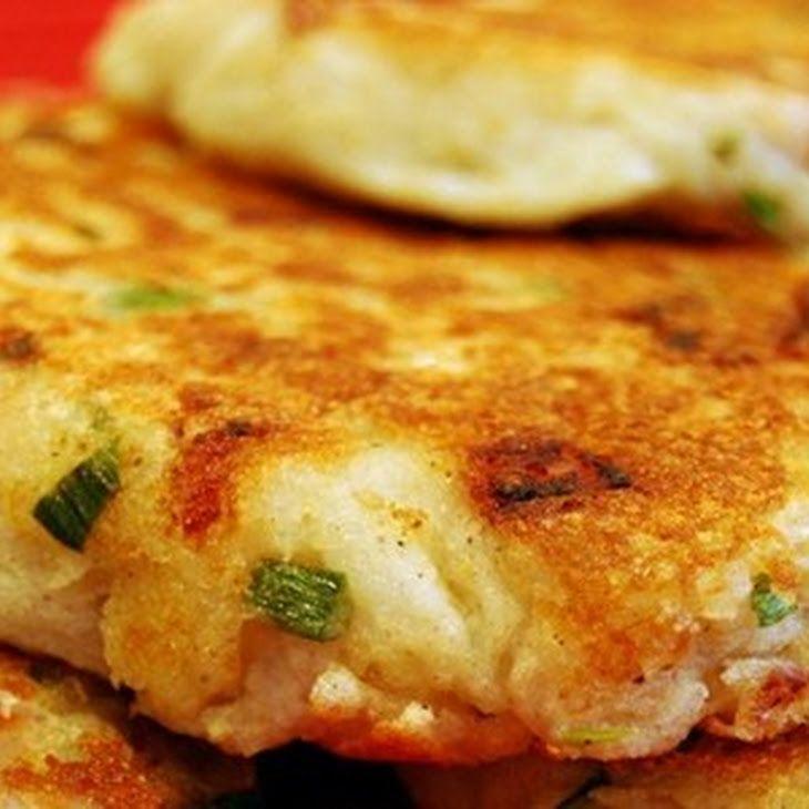 Mashed Potato Cakes V Recipe | Recipies | Pinterest