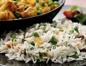 Spicy Cauliflower with Coconut Rice | Food - Main Courses | Pinterest