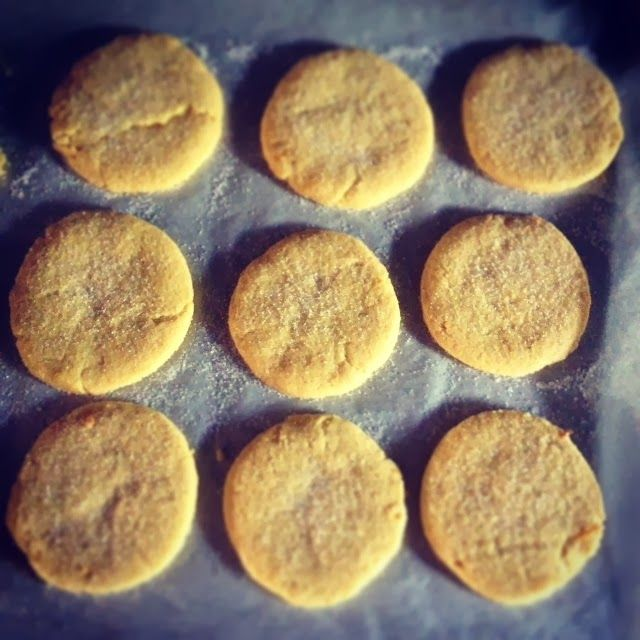 Lemon Polenta Cookies. | Cookie Jar | Pinterest